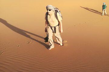 ltrek au maroc en famille: La grand traversé du sud